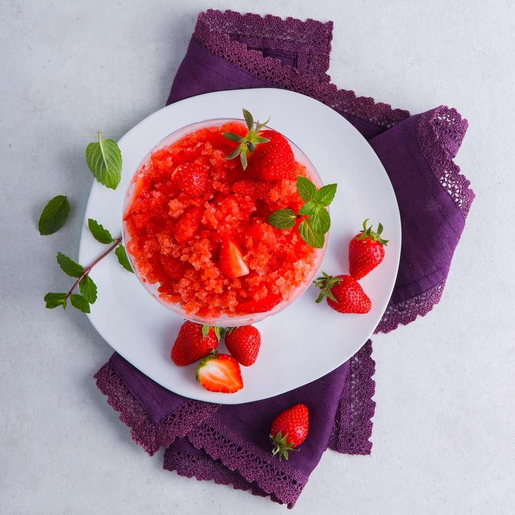 Abbildung des Rezepts Frozen Strawberry Daiquiry