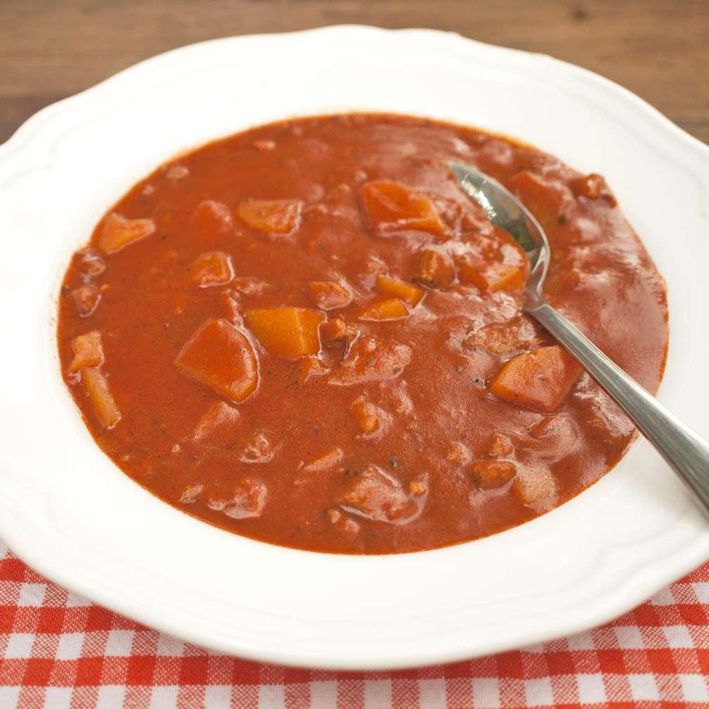 Zobrazit Gulášová polévka receptů