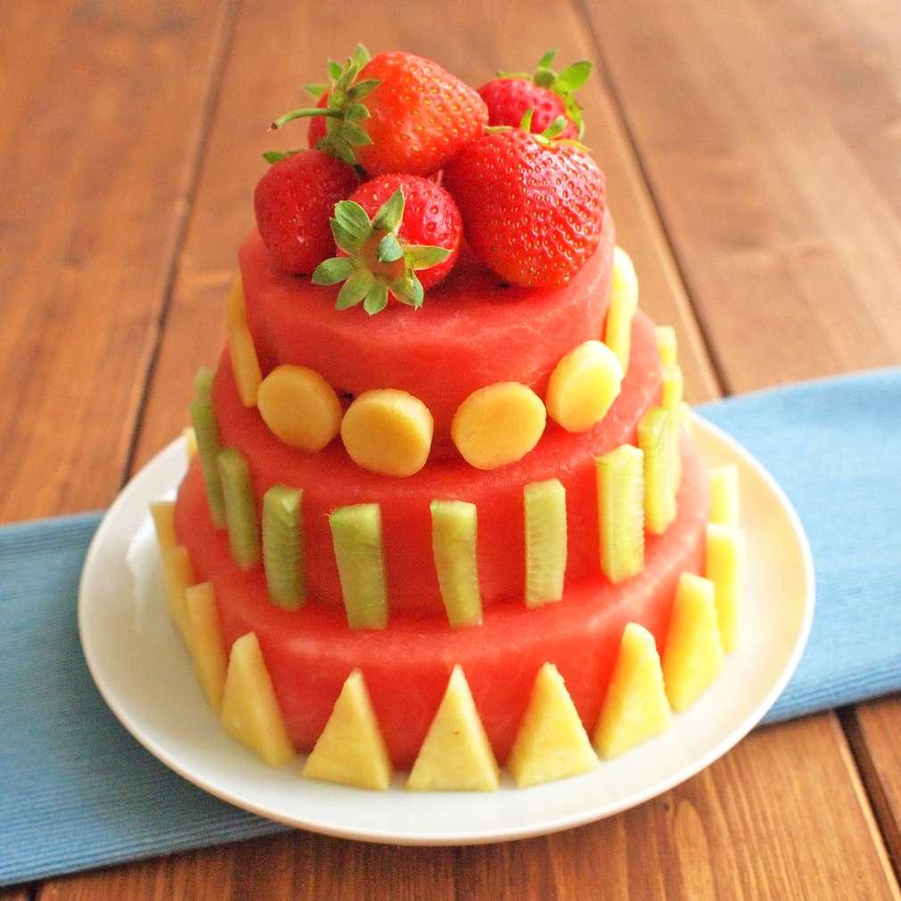Zobrazit Melounový dort receptů