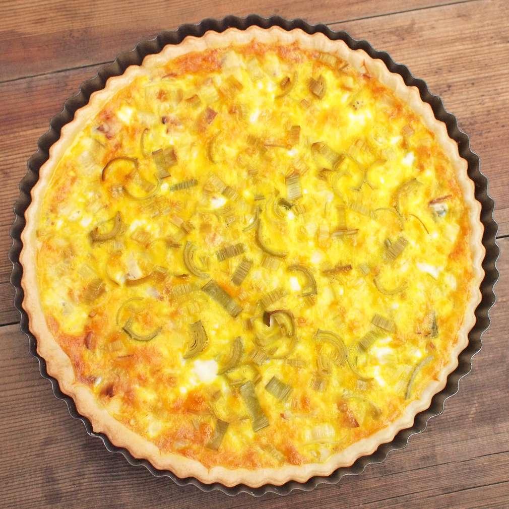 Zobrazit Pórkový koláč receptů