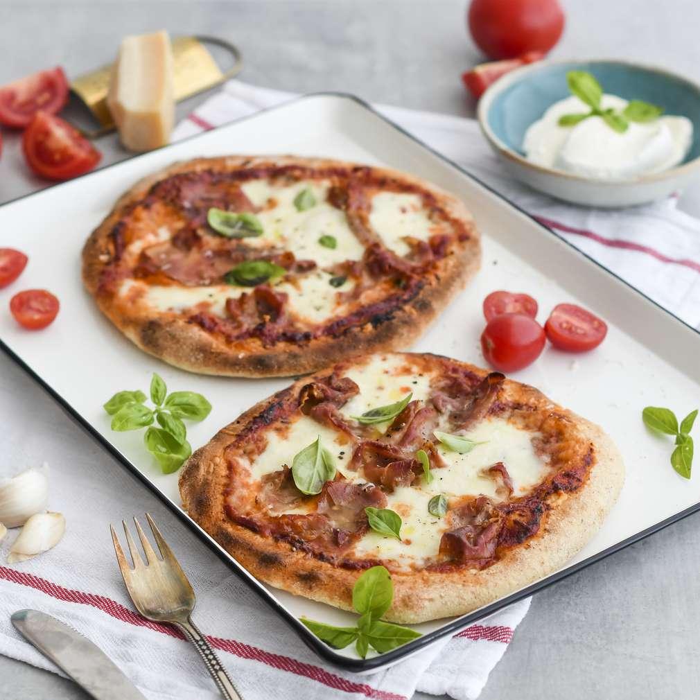 Zobrazenie receptu Domáca pizza
