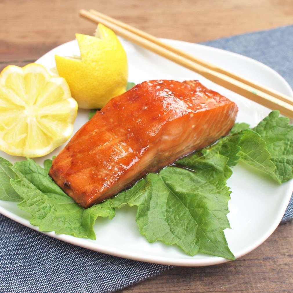 Zobrazit Losos teriyaki receptů