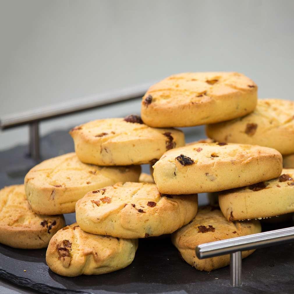 Изобразяване на рецептата Венециански бисквити