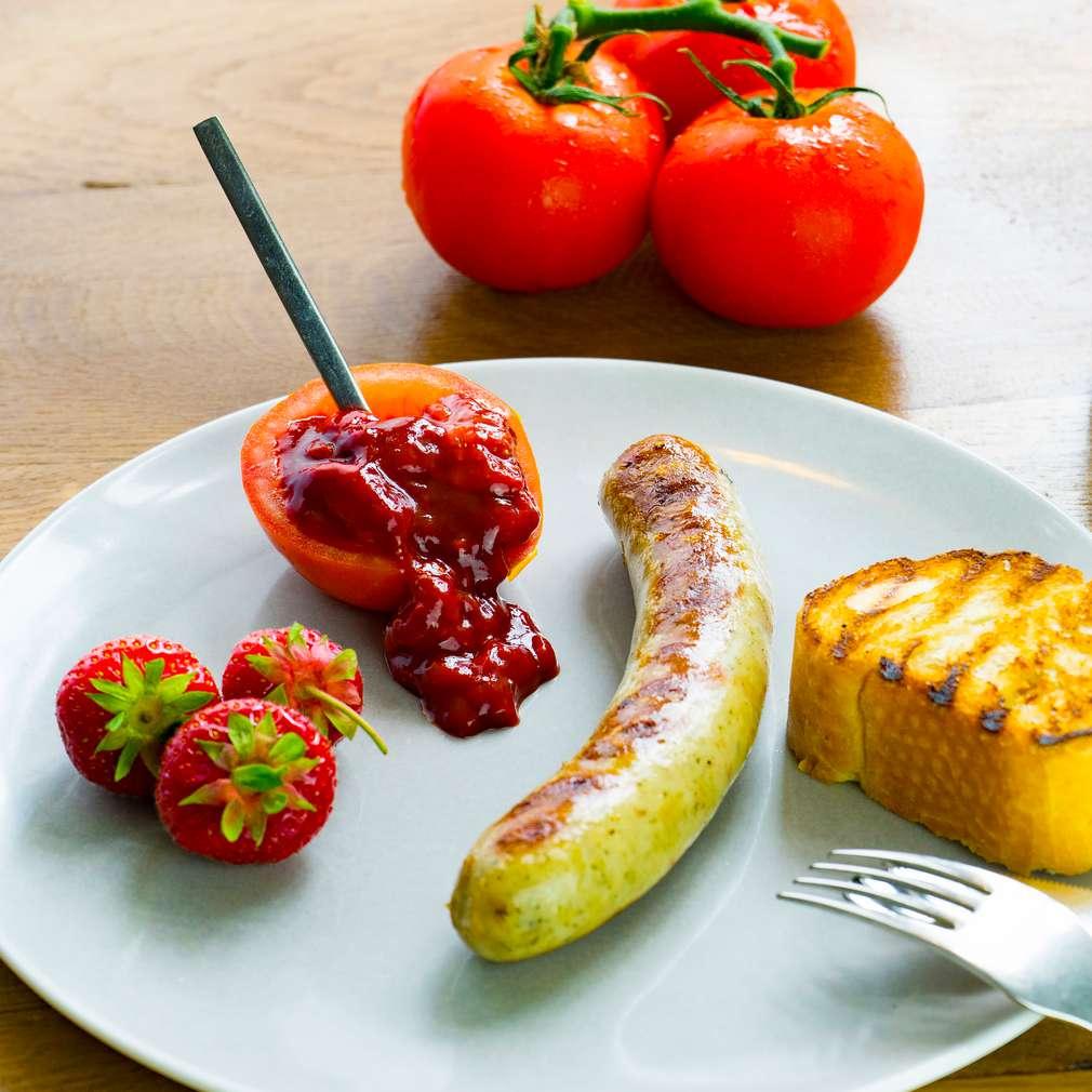Abbildung des Rezepts Erdbeerketchup Sweet and Spicy