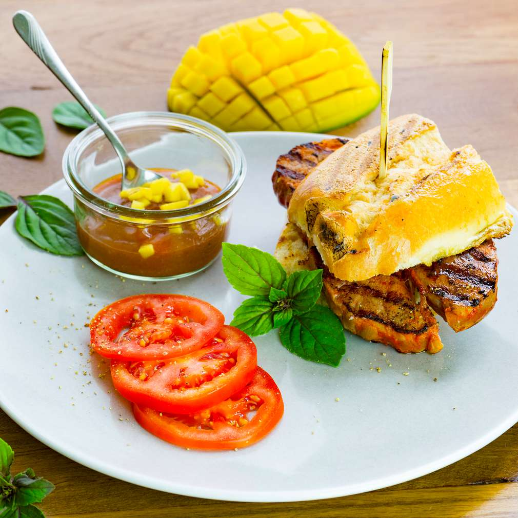 Abbildung des Rezepts BBQ Mango-Chutney