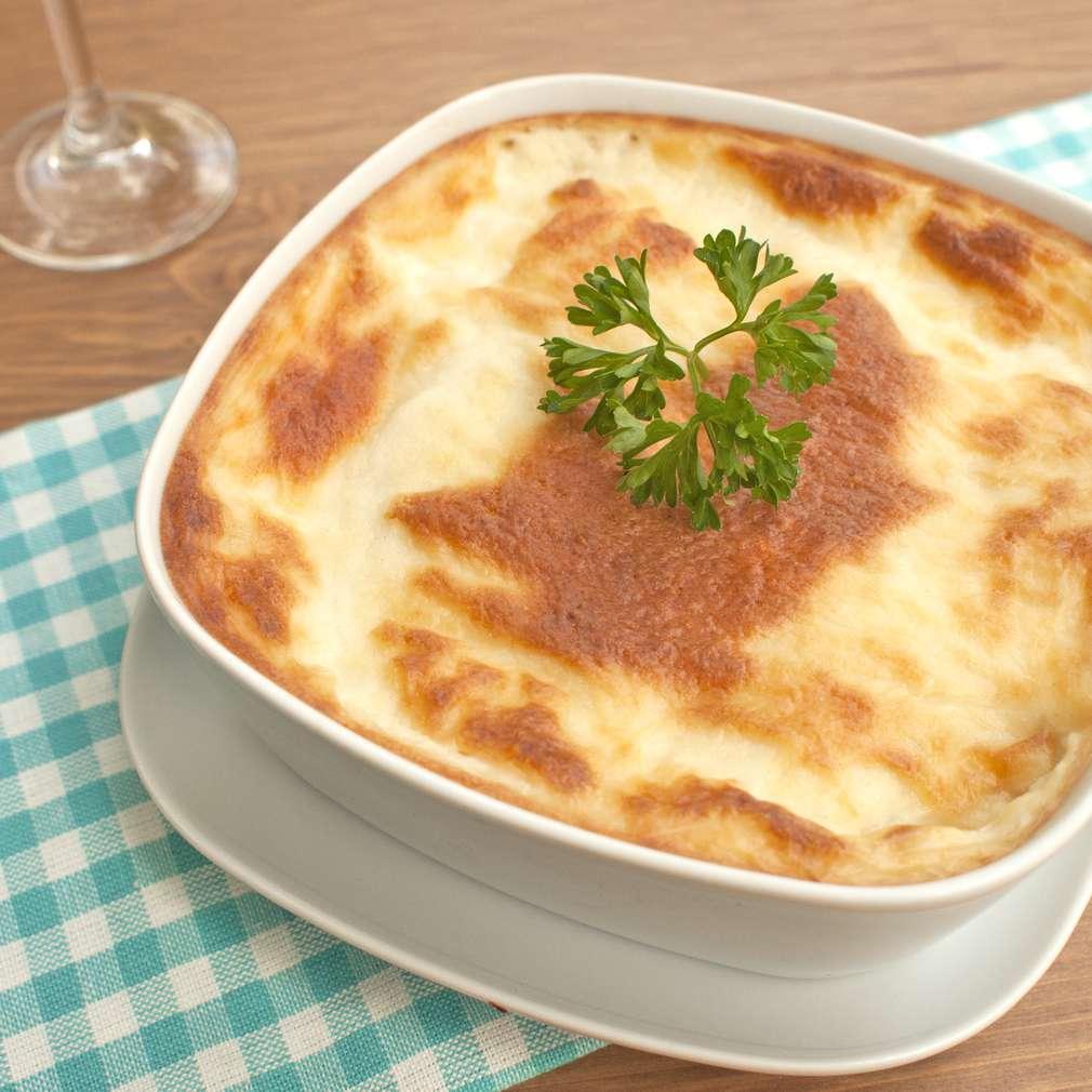 Zobrazit Řecká musaka receptů