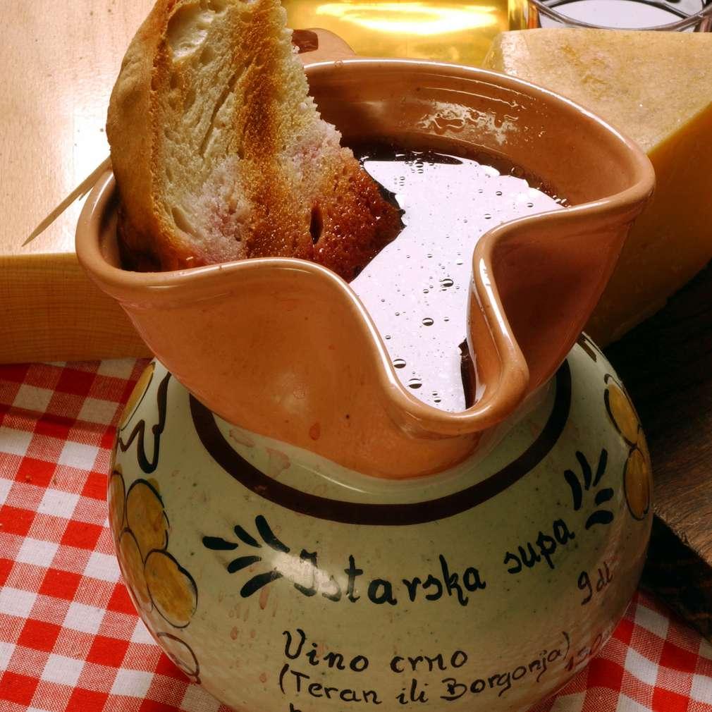Fotografija recepta Istarska supa