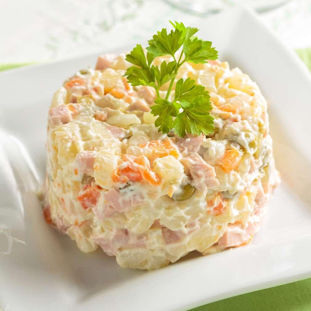 Fotografija recepta Francuska salata