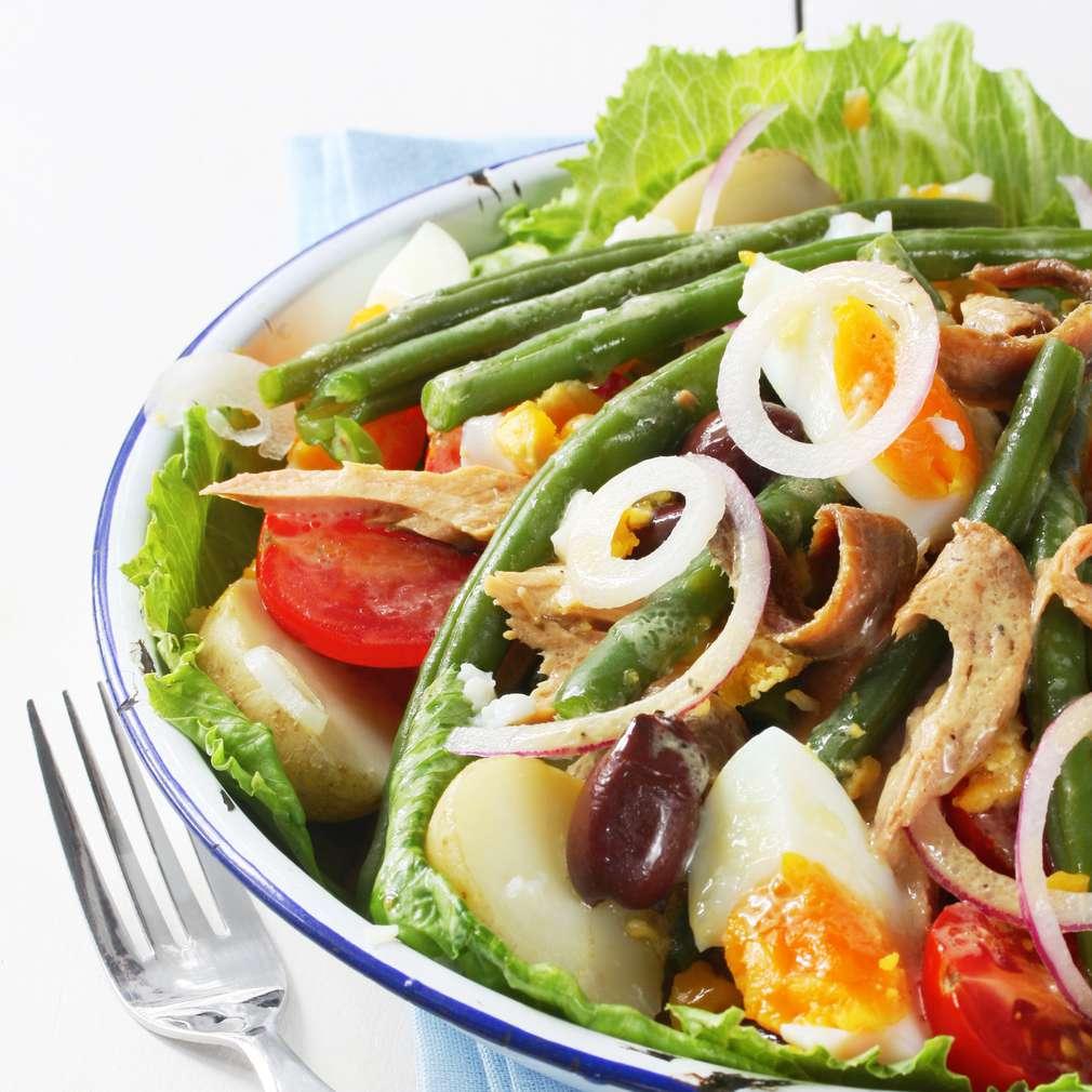 Fotografija recepta Salata Nicoise
