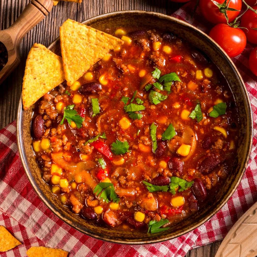 Fotografija recepta Ljetni chilli con carne