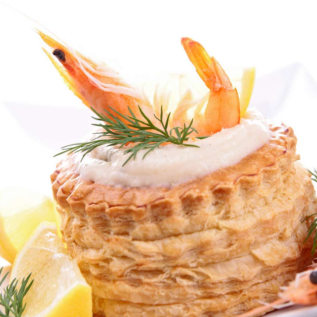 Fotografija recepta Košarice iz francuske kuharice