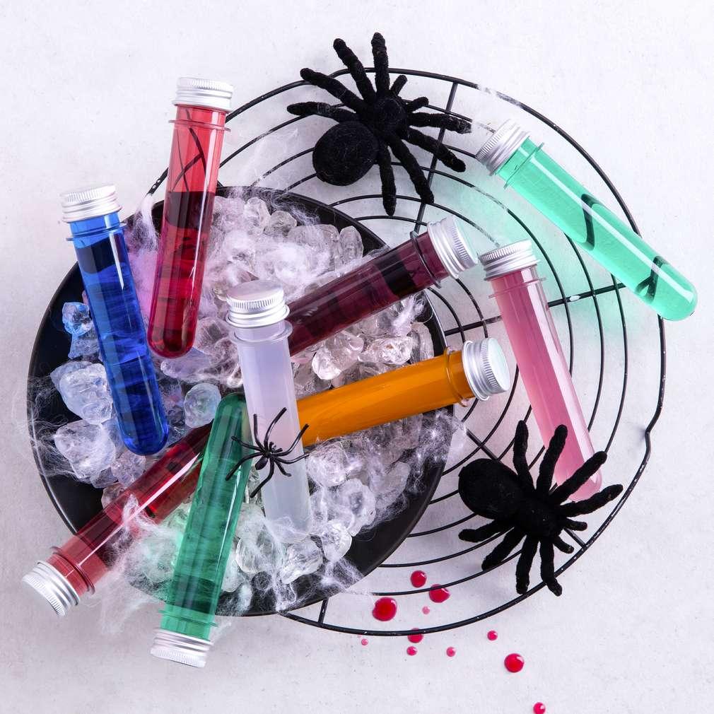 Abbildung des Rezepts Bunter Vampir-Cocktail