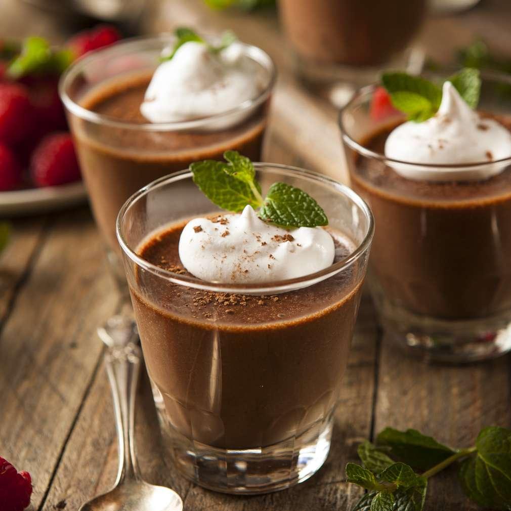 Fotografija recepta Mousse s okusom kave