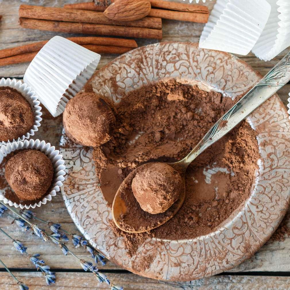 Fotografija recepta Kuglice s okusom kave