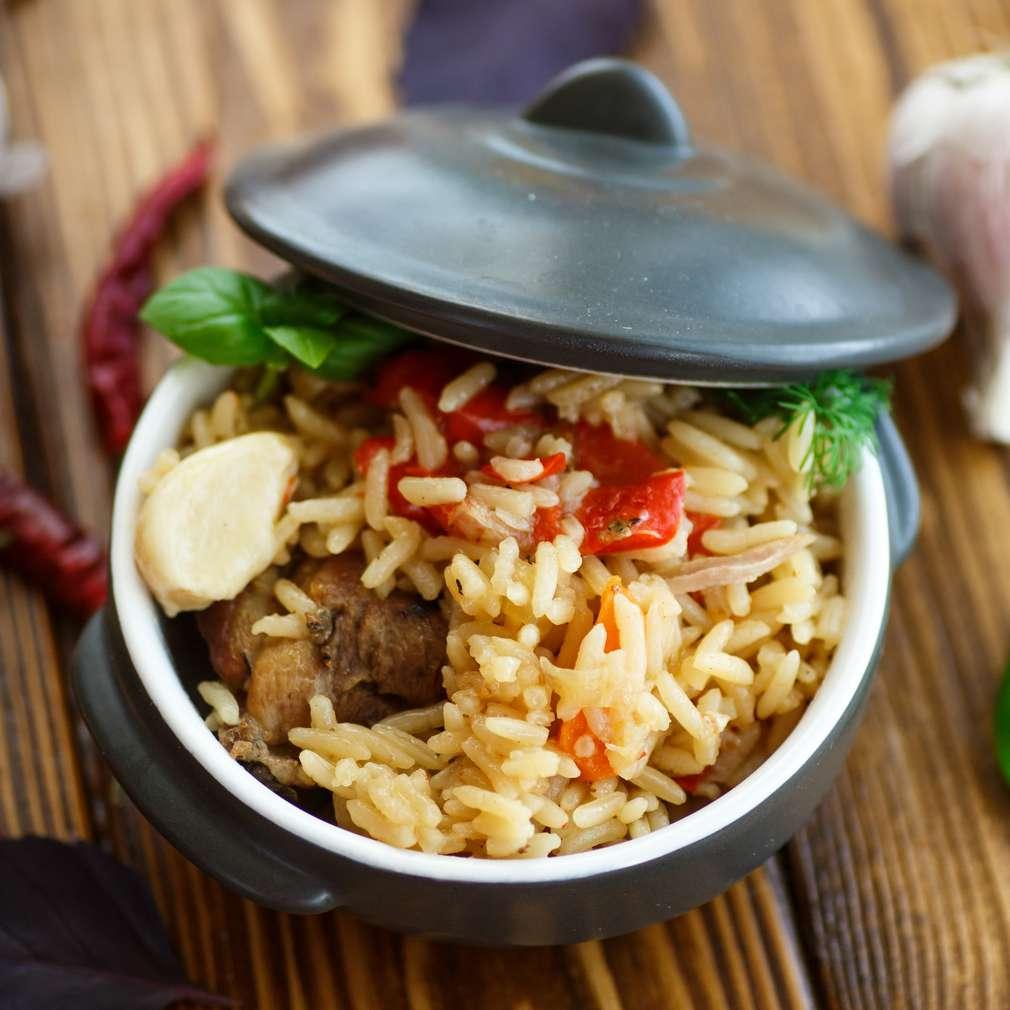 Fotografija recepta Juneći rižoto