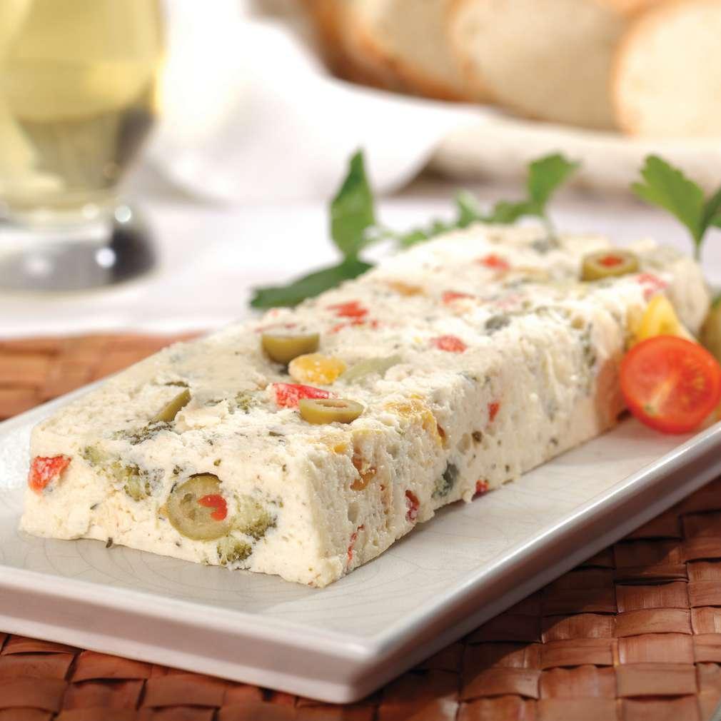 Zdjęcie przepisu Terrina z białego sera