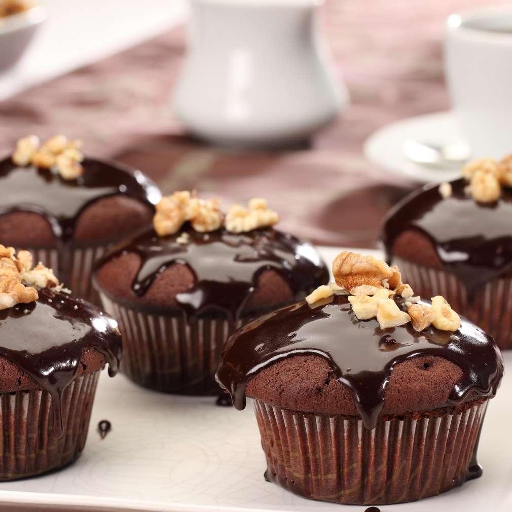 Zdjęcie przepisu Muffiny czekoladowe