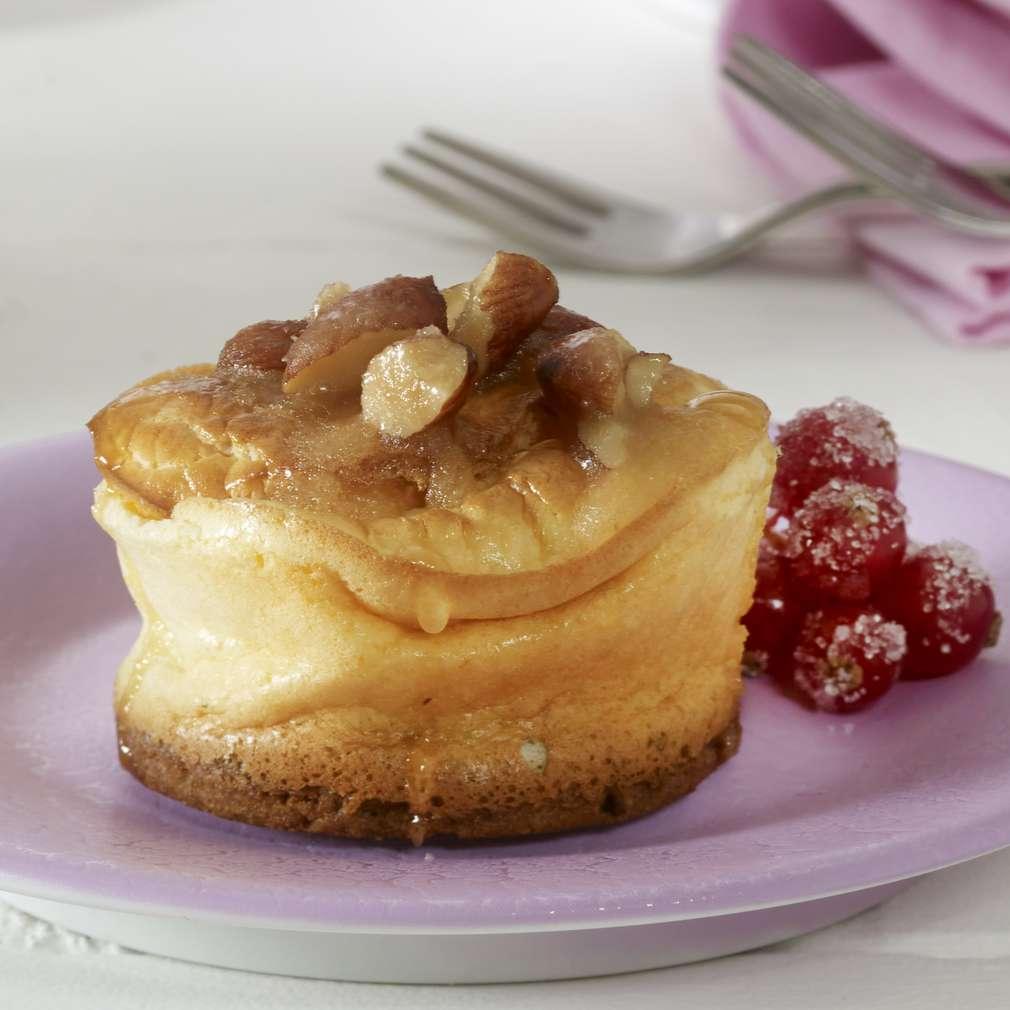 Abbildung des Rezepts Salted Caramel Cheesecake
