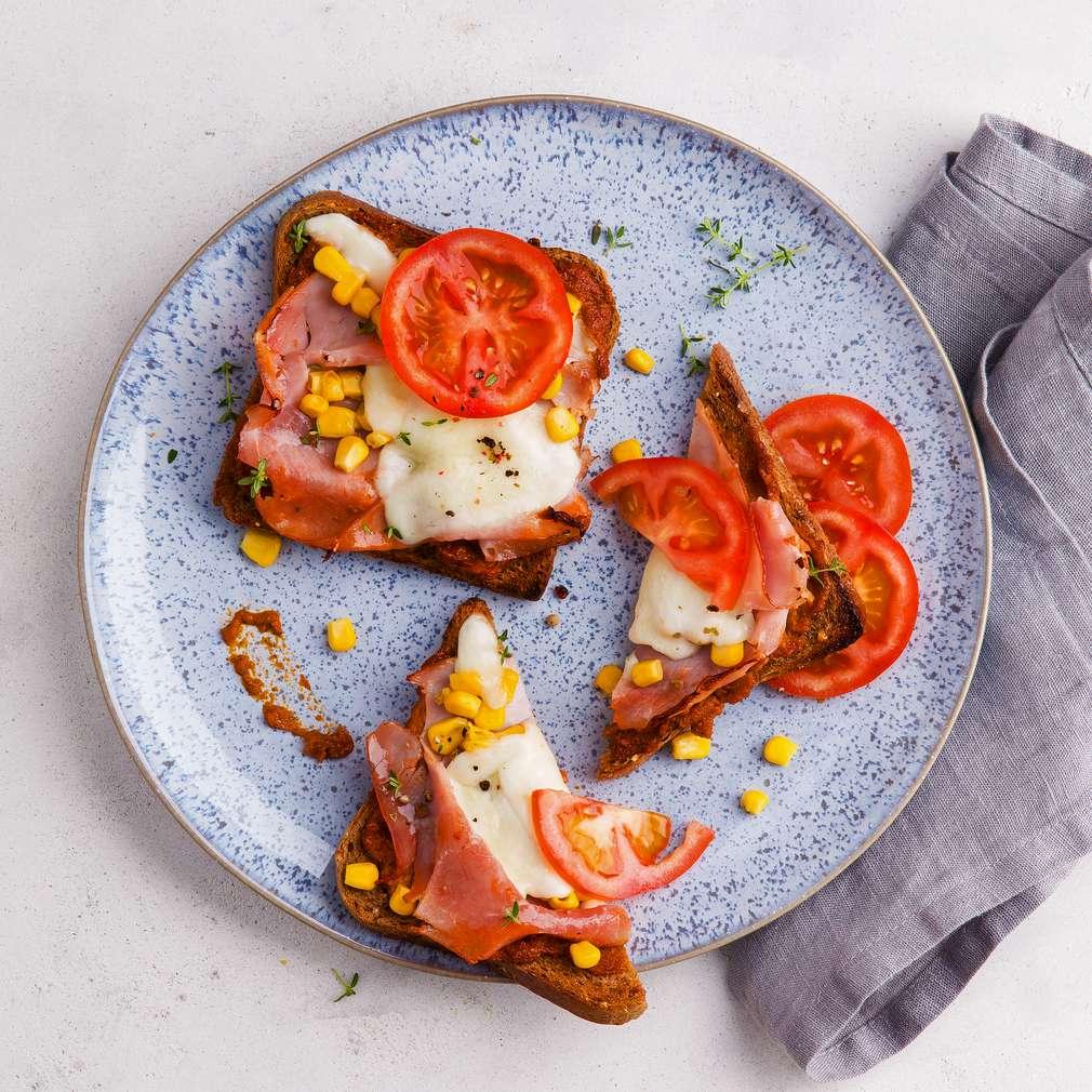 Abbildung des Rezepts Pizza-Toast