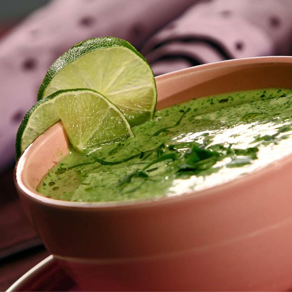 Изобразяване на рецептата Студена супа