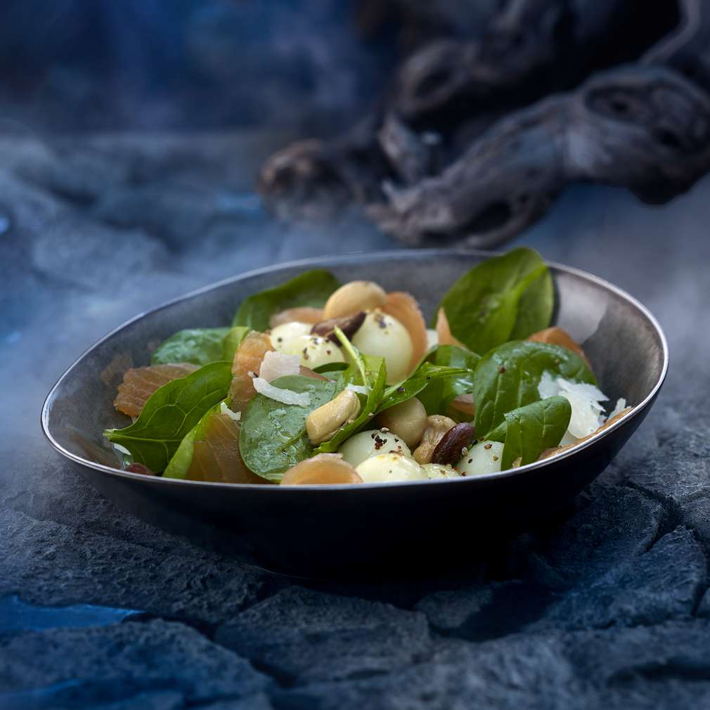 Abbildung des Rezepts Yodas mächtiger Salat