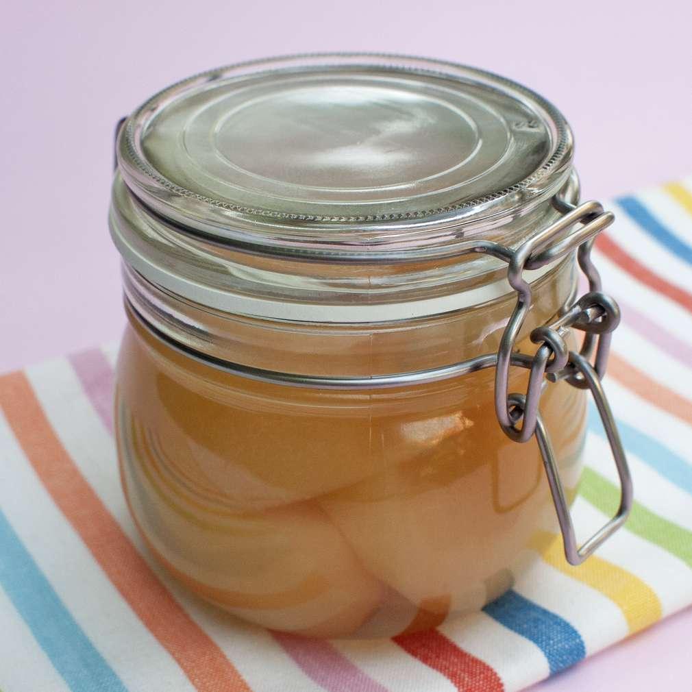 Zobrazit Jablkový kompot receptů