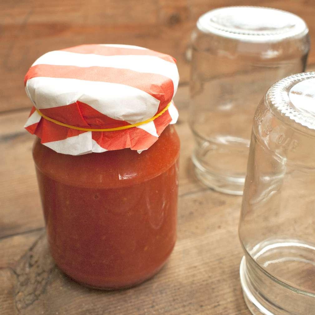 Zobrazit Domácí kečup receptů