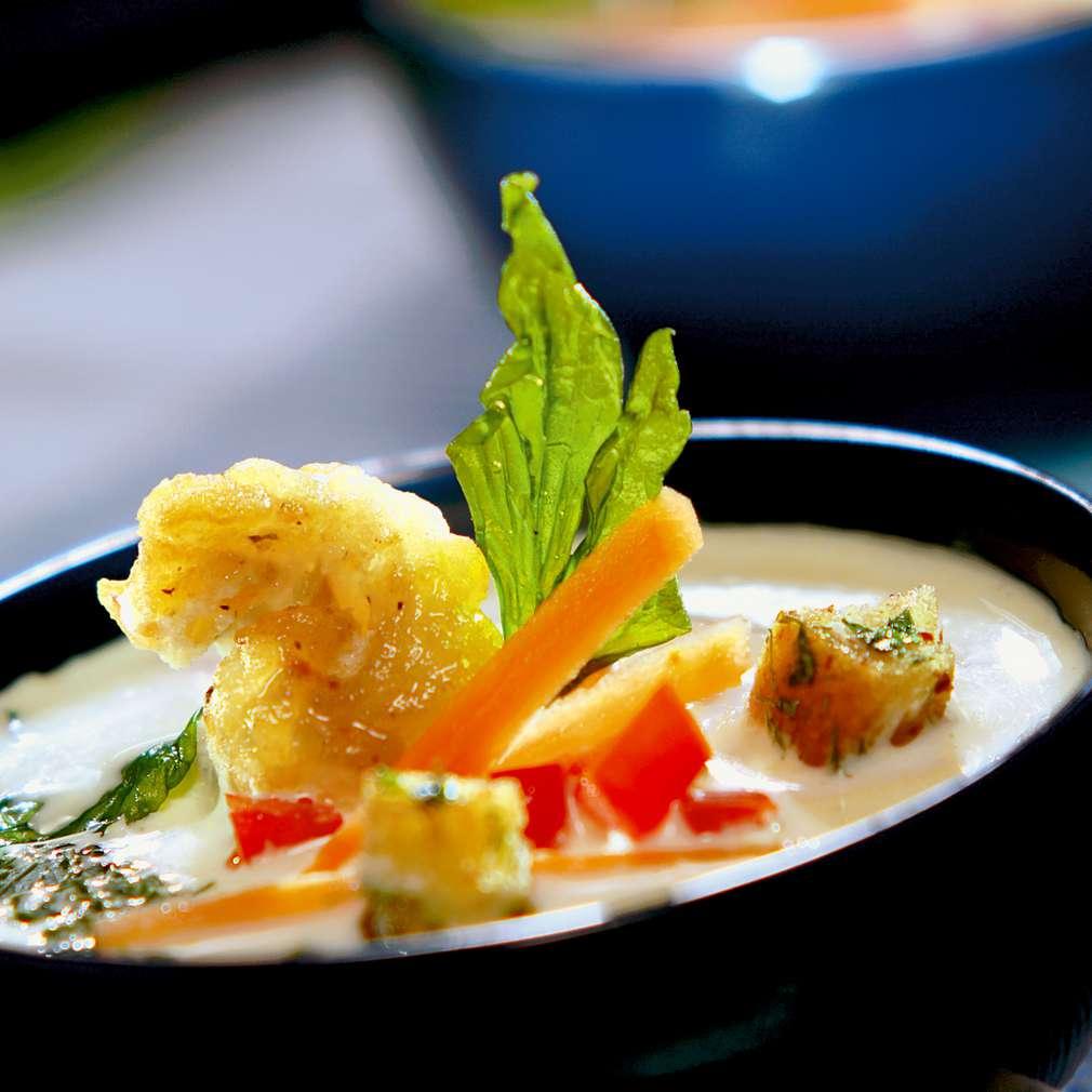 Изобразяване на рецептата Залцбургска рибена супа
