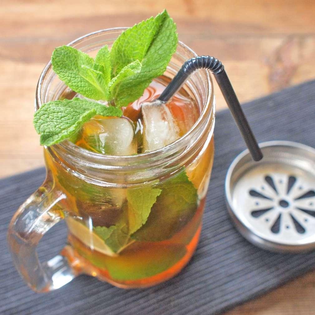 Zobrazit Mojito ice tea receptů