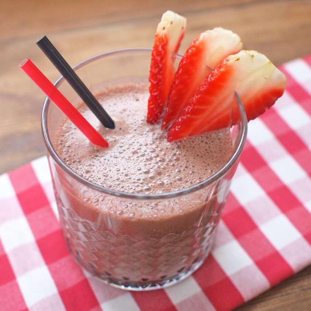 Zobrazit Čokoládový shake s chilli receptů