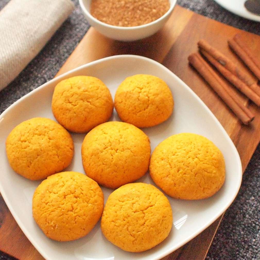 Zobrazit Dýňové sušenky se skořicí receptů