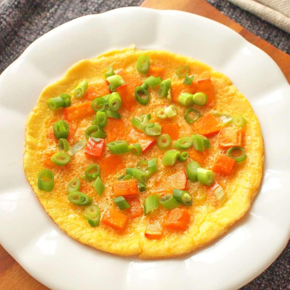 Zobrazit Dýňová omeleta receptů