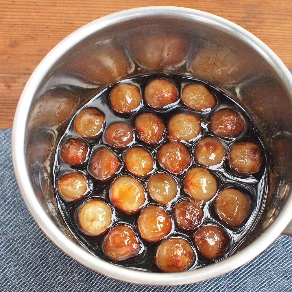 Zobrazit Italská nakládaná cibule receptů