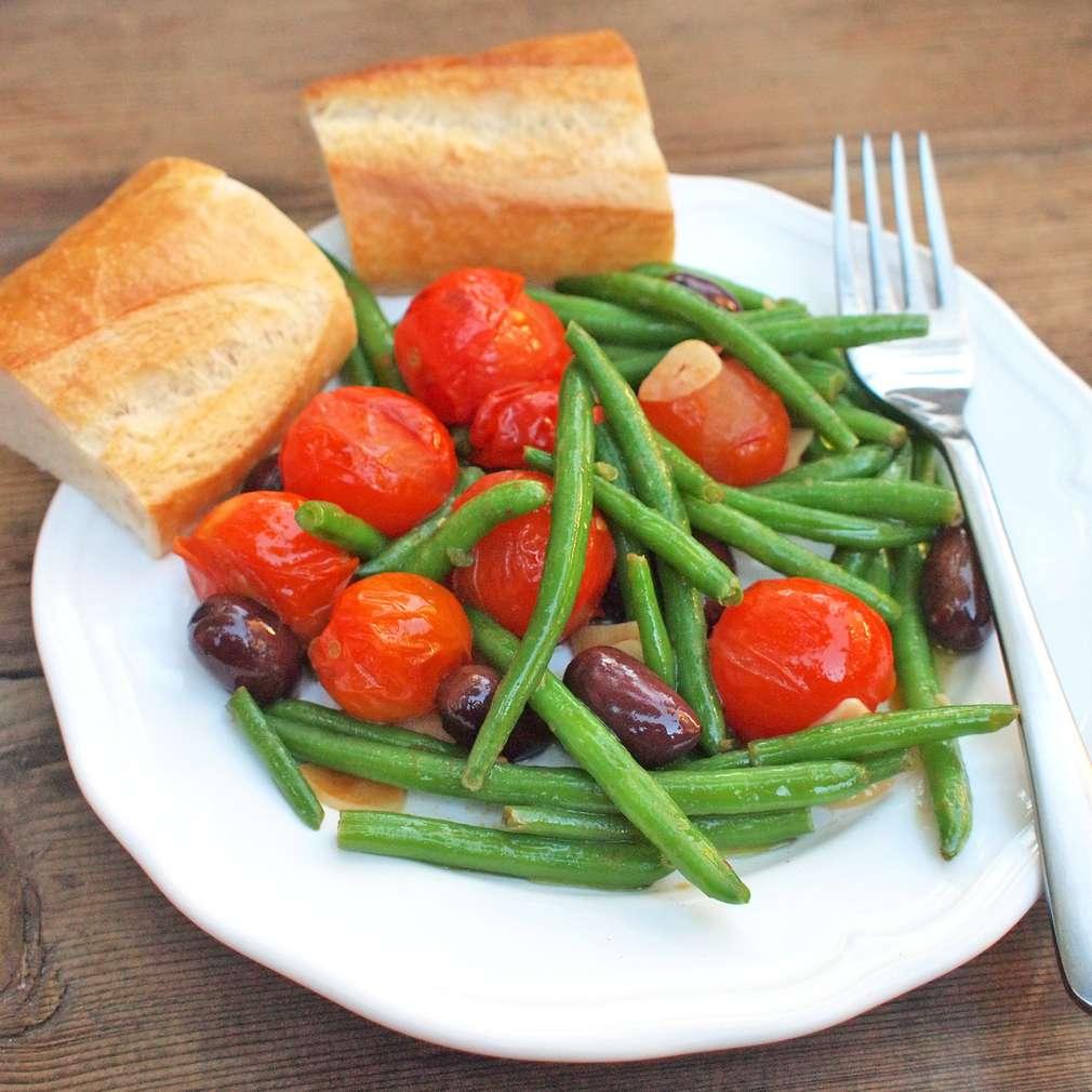 Zobrazit Provensálské fazolky receptů