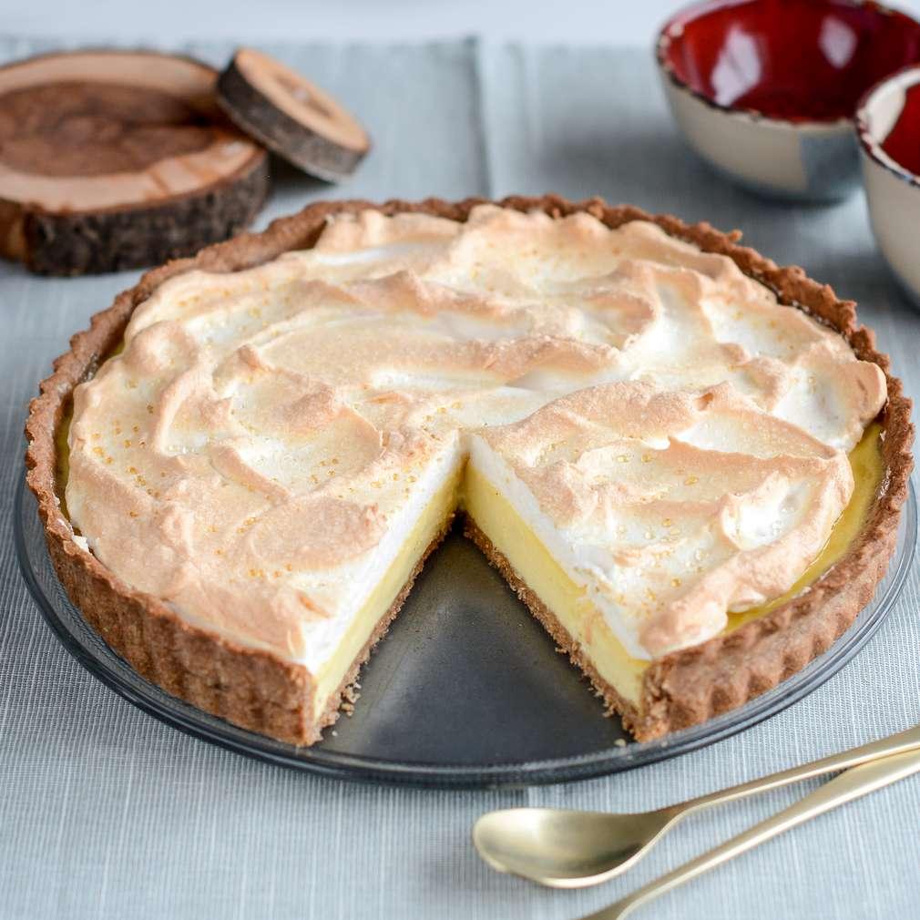 Zobrazenie receptu Tvarohovo-citrónový koláč