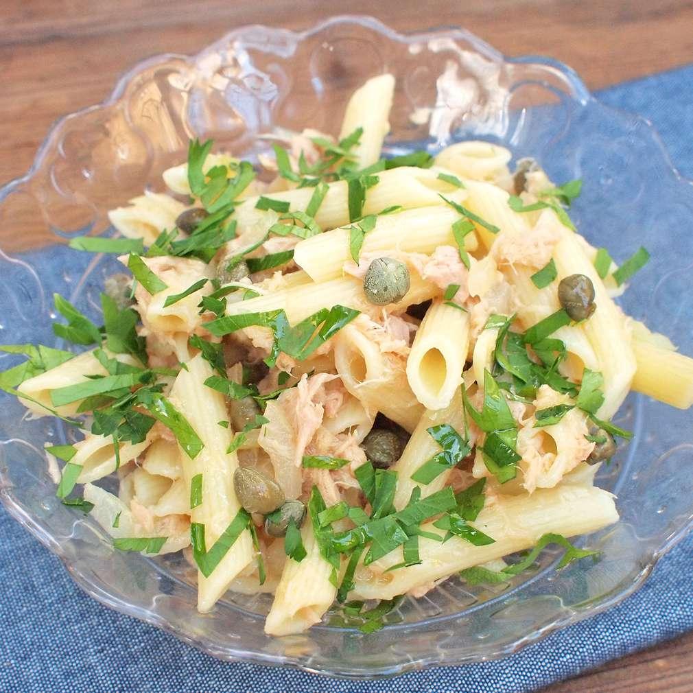 Zobrazit Rychlé těstoviny s tuňákem receptů
