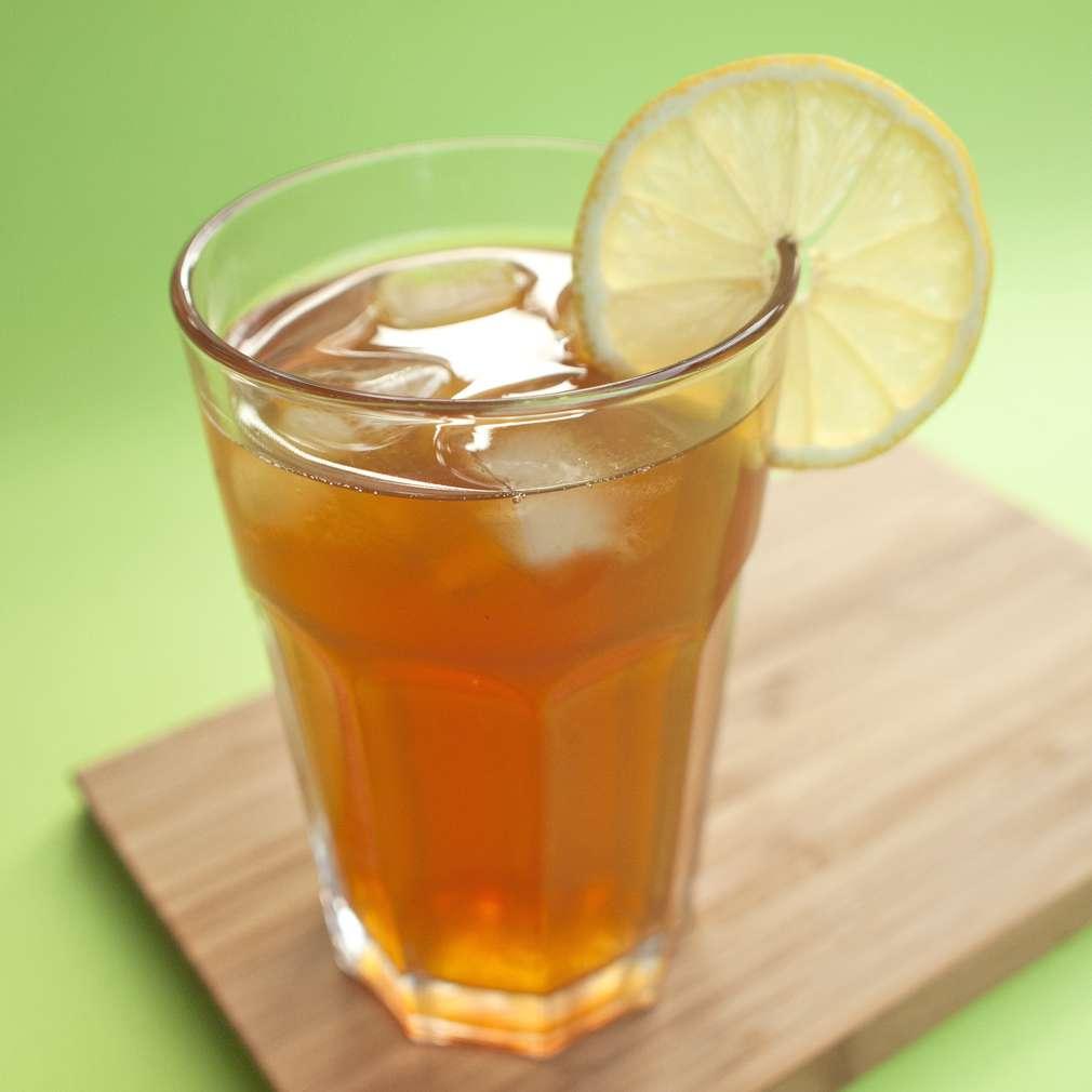 Zobrazit Domácí ledový čaj receptů