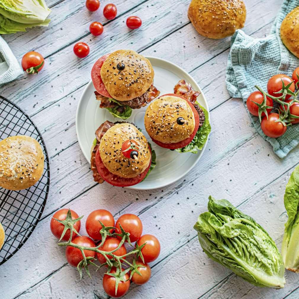 Zdjęcie przepisu Miniburgery