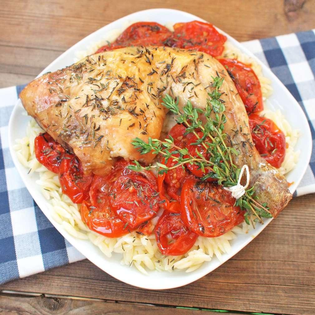 Zobrazit Provensálské kuře receptů