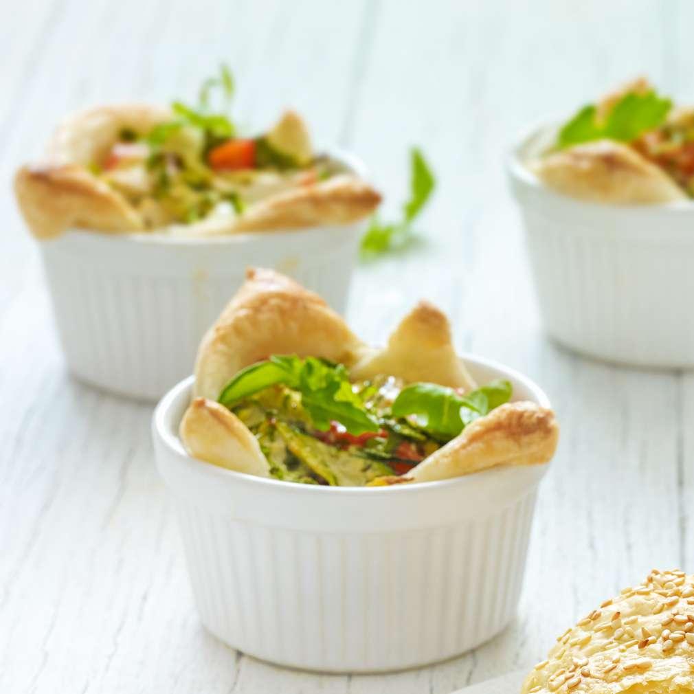 Imaginea rețetei Tarte de legume