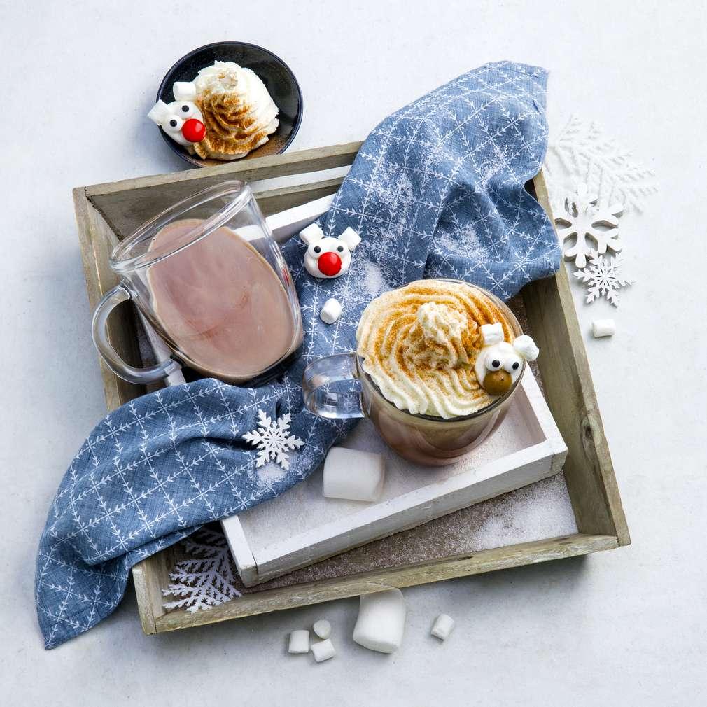 Abbildung des Rezepts Eisbärenschokolade