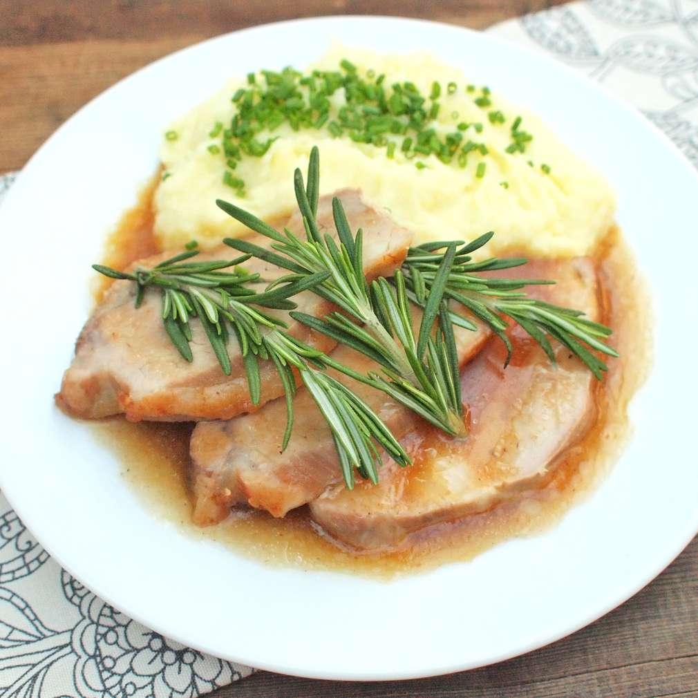 Zobrazit Pomalu pečená krkovice receptů