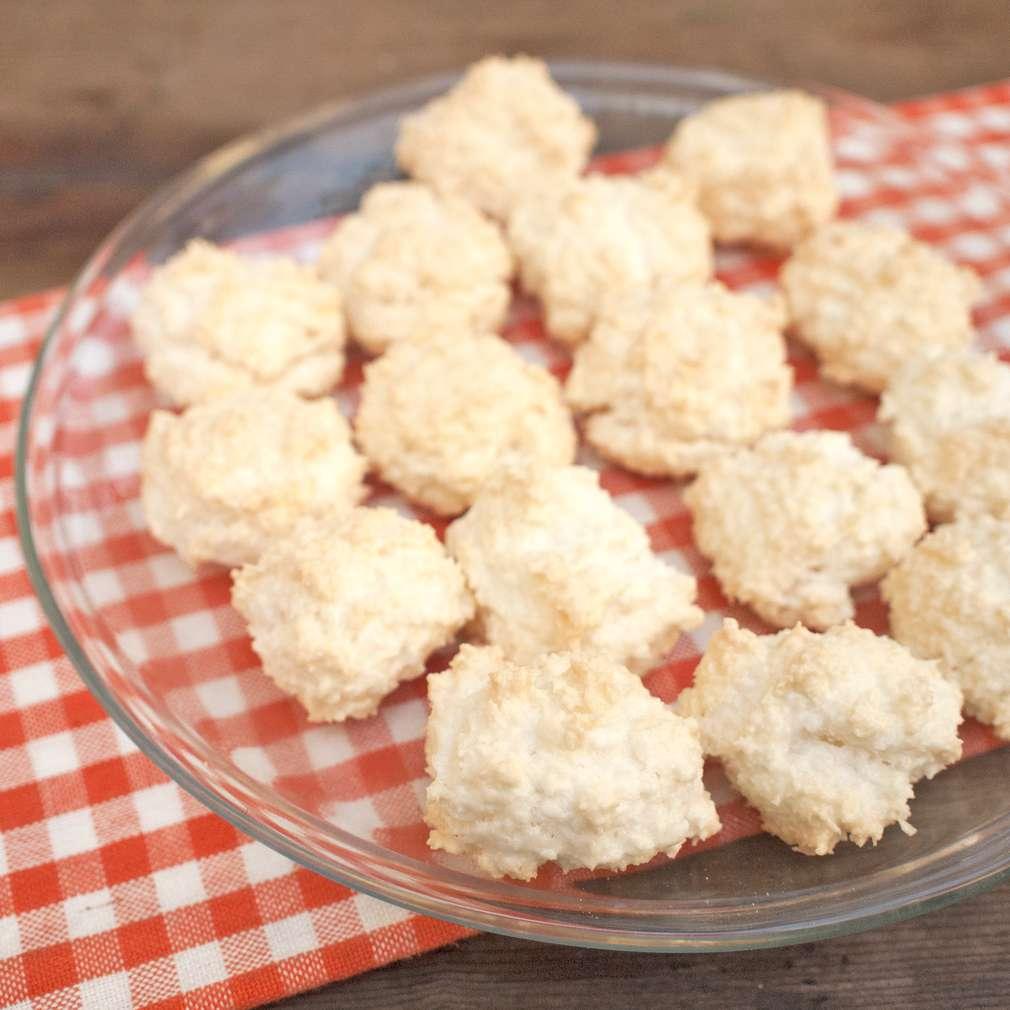 Zobrazit Kokosové pusinky receptů