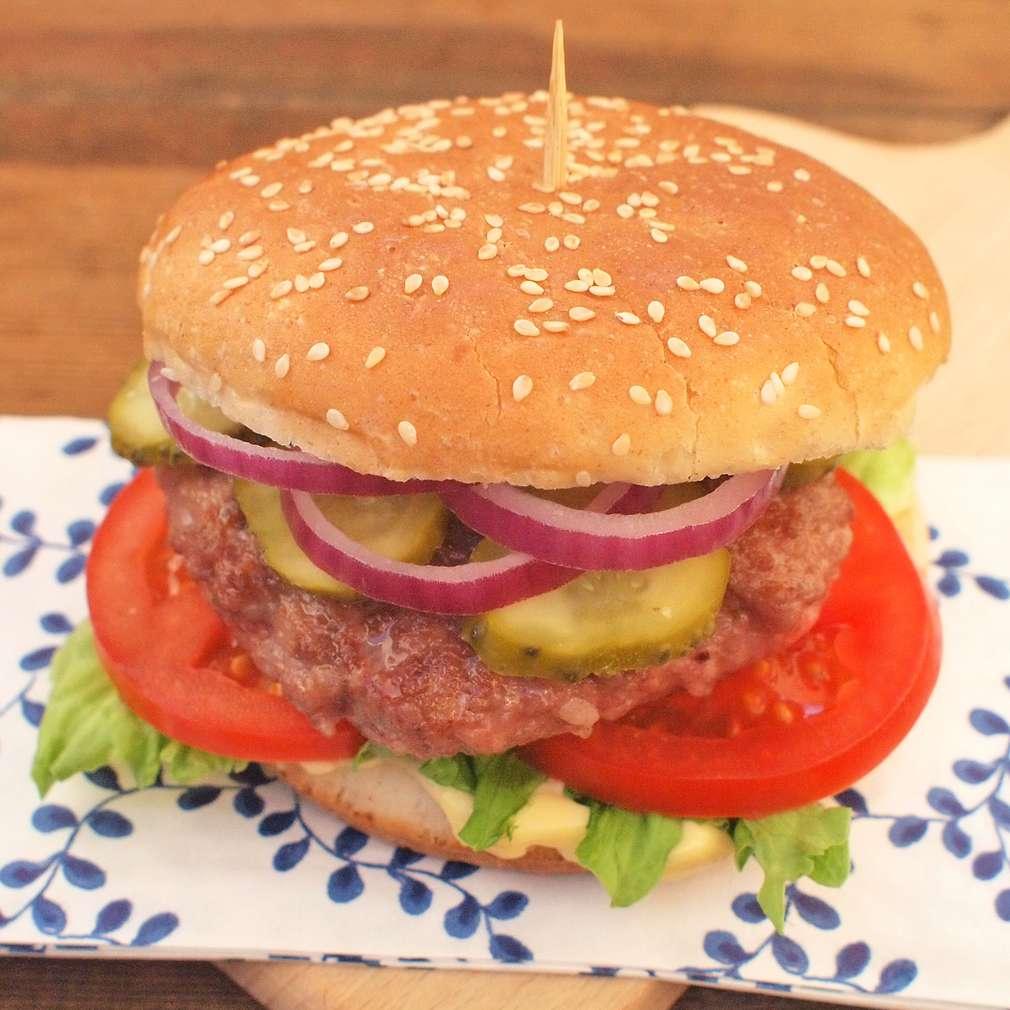 Zobrazit Krůtí burgery receptů