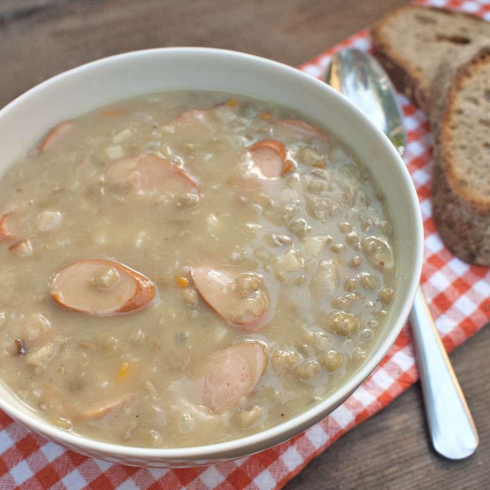 Zobrazit Čočková polévka receptů