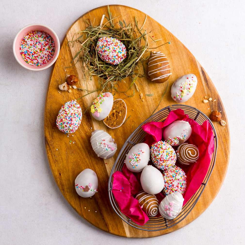 Abbildung des Rezepts Oster-Cake-Balls