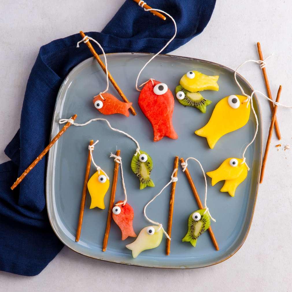 Abbildung des Rezepts Obst-Fische