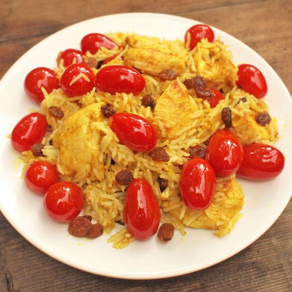 Zobrazit Bulharský rýžový pilaf s kuřetem receptů