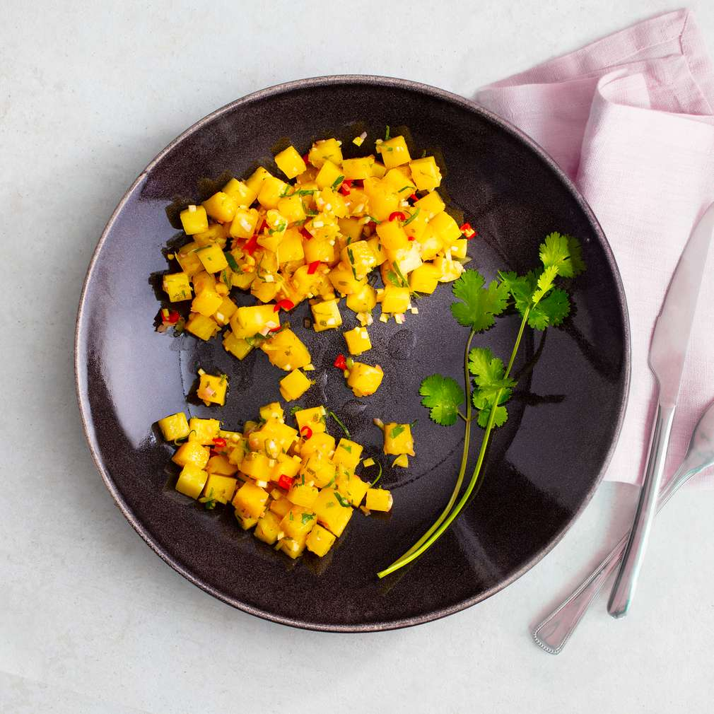 Imaginea rețetei Salsa de ananas