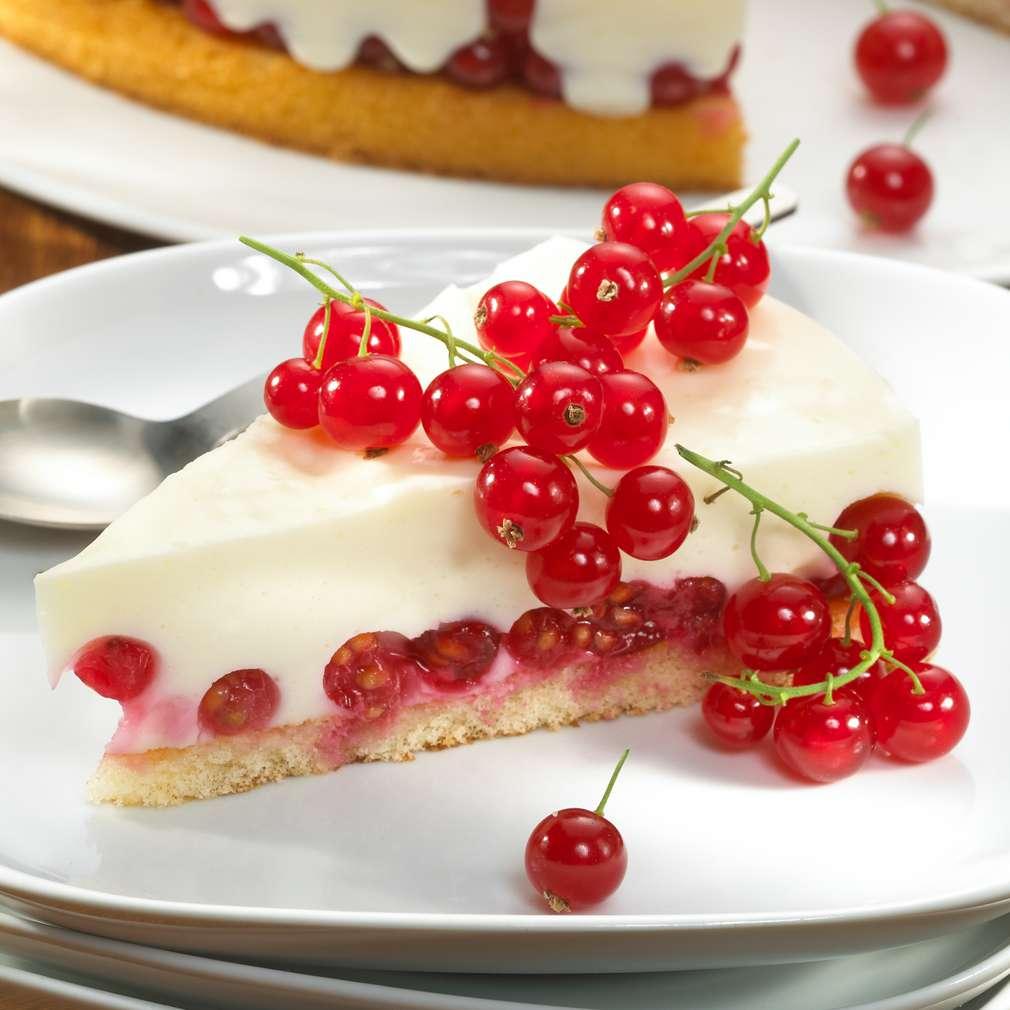 Zobrazit Rybízový dort s podmáslím receptů